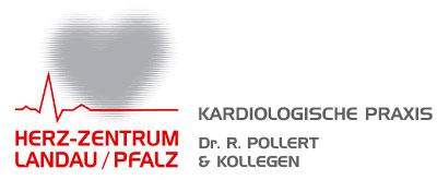 Herzzentrum Dr. Pollert Kardiologie Landau Logo